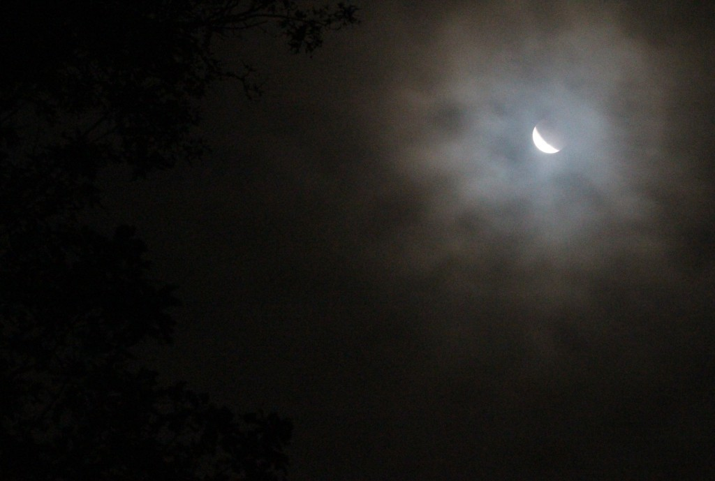 Heavenly Eclipse of the Full Moon